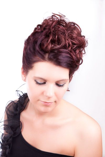 Prom Hair (Image 2 of 3)